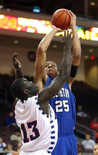 Creighton DePaul Basketball