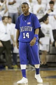Creighton Drake Basketball